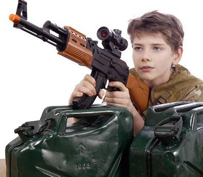 Army Toy Guns